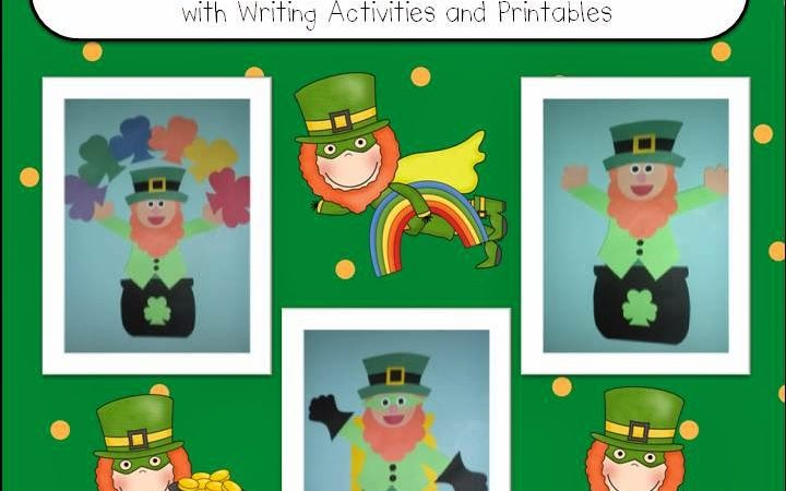 Super Leprechaun & Leprechaun Concentration Freebie